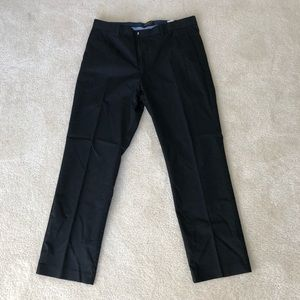 Men's Banana Republic Black dress pants 36x32